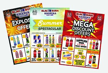 Offer Booklets
